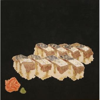 Caja de Sushi de Caballa