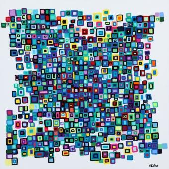 """Roberta Estes """"i-cubes"""""""