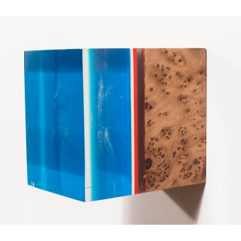 #4 Untitled (Translucent Blue)