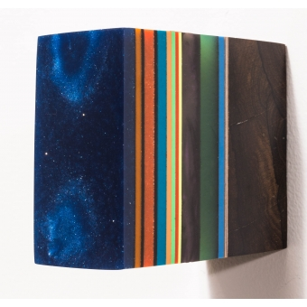 Untitled (Dark Blue)