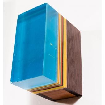 Untitled (Translucent Blue)