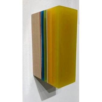 Fernambuk, yellow transparent
