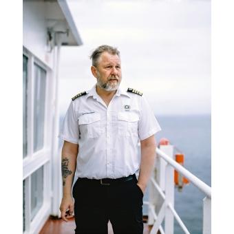 "Captain Karl ""Kalli"" Guömundsson"