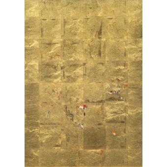 Self-Emergent Painting Reverse Glass No.45